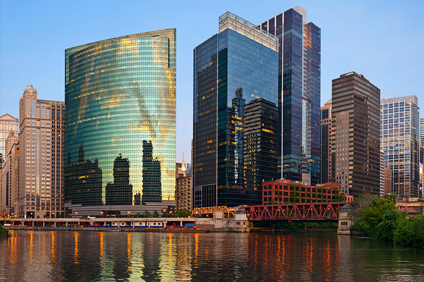 Chicago - Architectural river cruise - Prebookable Only