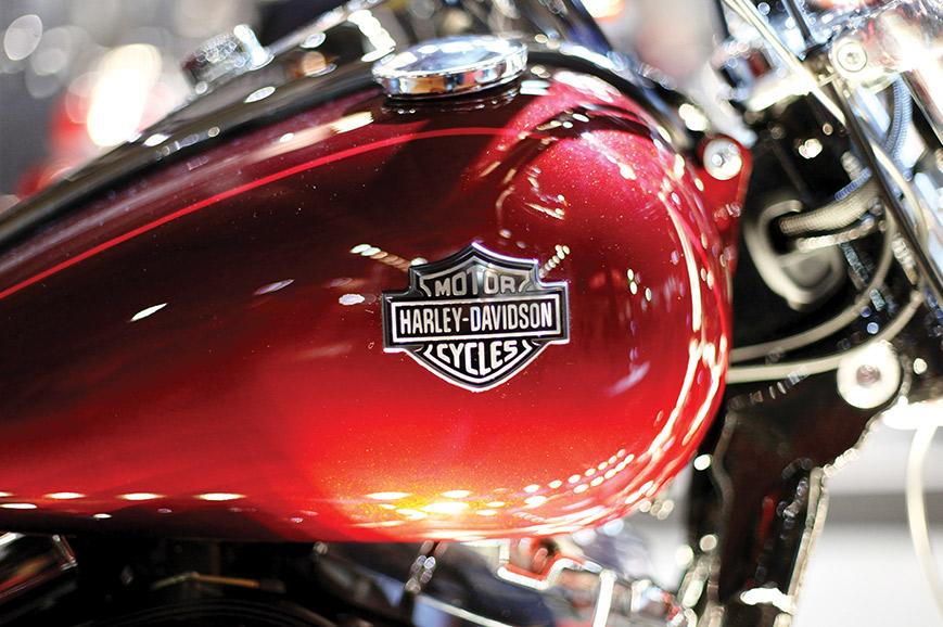 Milwaukee - Harley Davidson museum