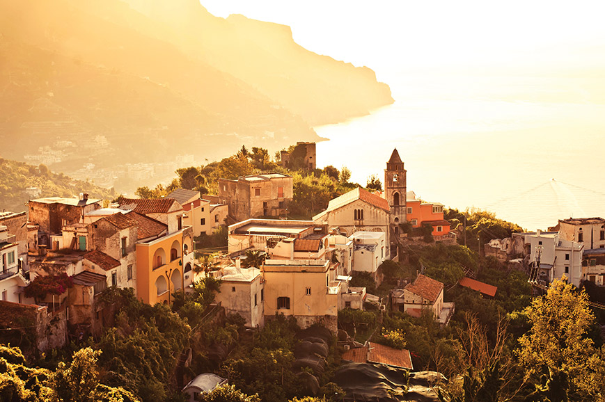 Italy - Amalfi Coast and Ravello