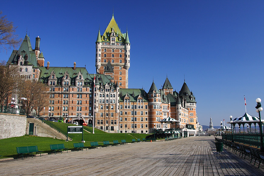 Quebec - Quebec City Tour