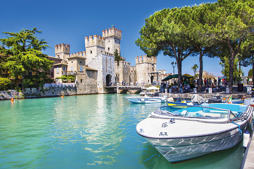 Lake Garda by Boat and Sirmione - Prebookable Only