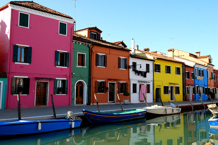 Murano, Burano and Torcello- Prebookable Only