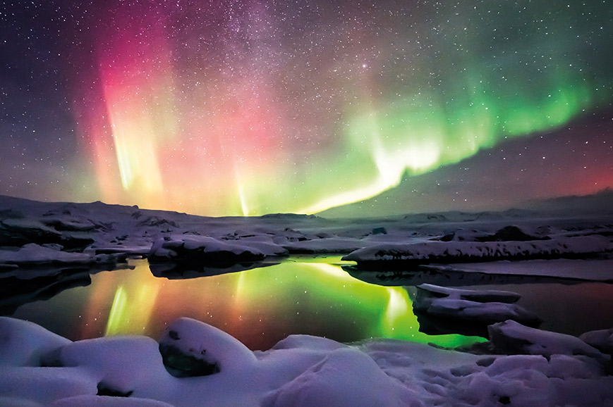 Northern Lights - Prebookable Only