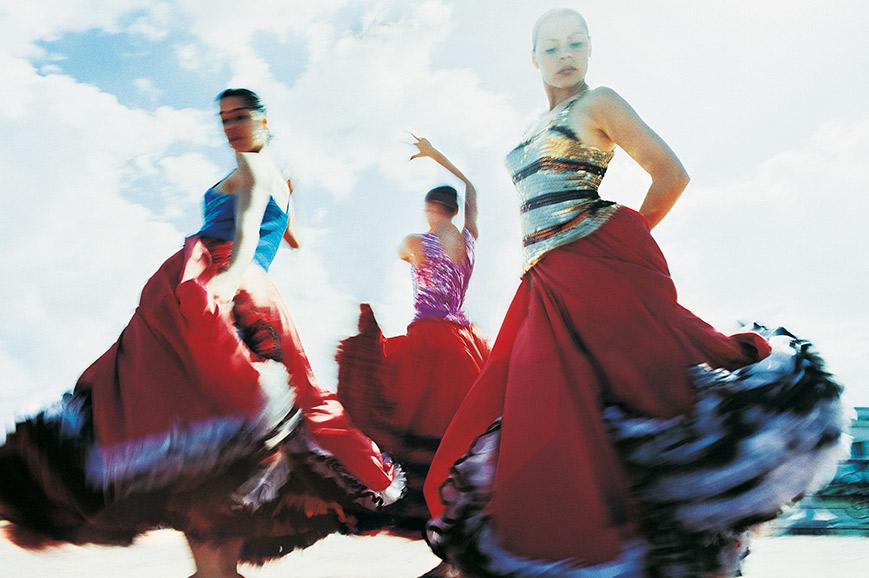 Spain - A flamenco show with dinner