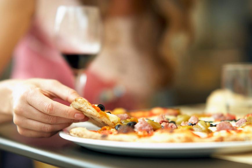 Italy - Farewell Dinner in San Marino