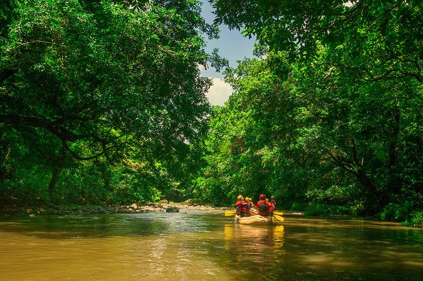 Costa Rica - Penas Blancas River Trip