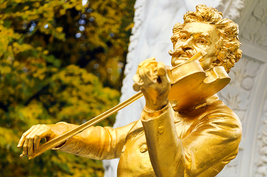 Austria - Vienna - Classical Strauss Concert - Prebookable Only