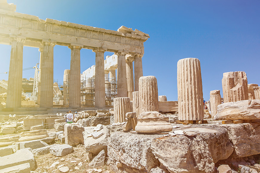Panoramic tour of Athens - Prebookable Only