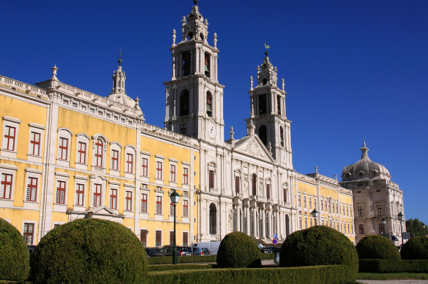 Mafra Palace and Ericeira