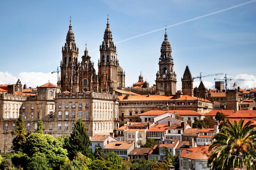 Spain - Santiago de Compostela