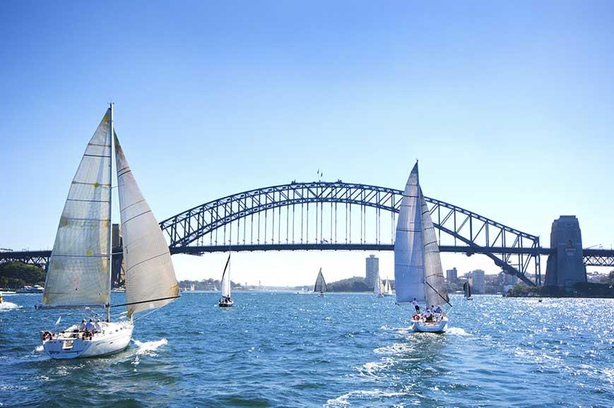 Sydney Bridge climb – Day Climb