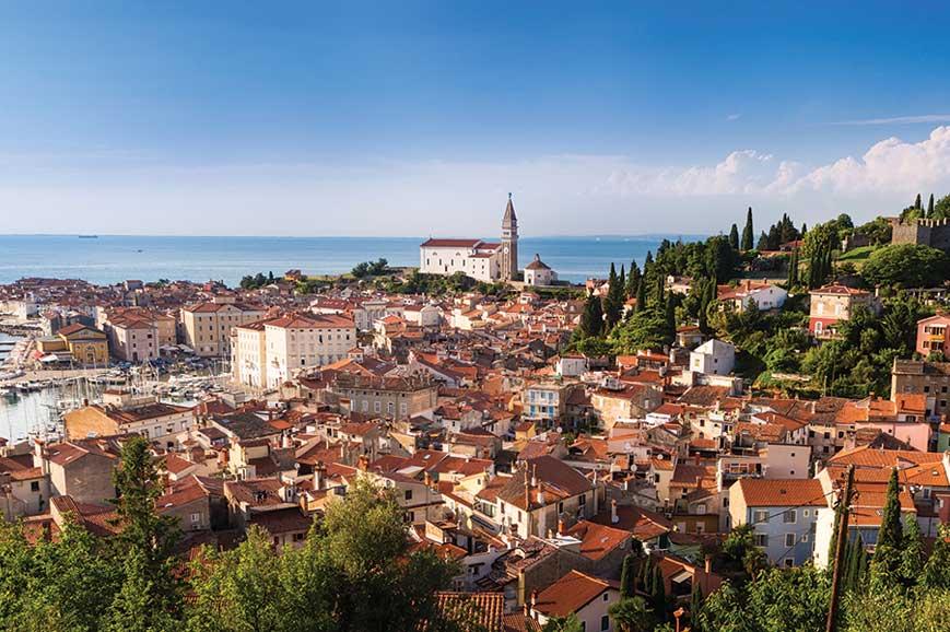 Slovenia - Discover Piran