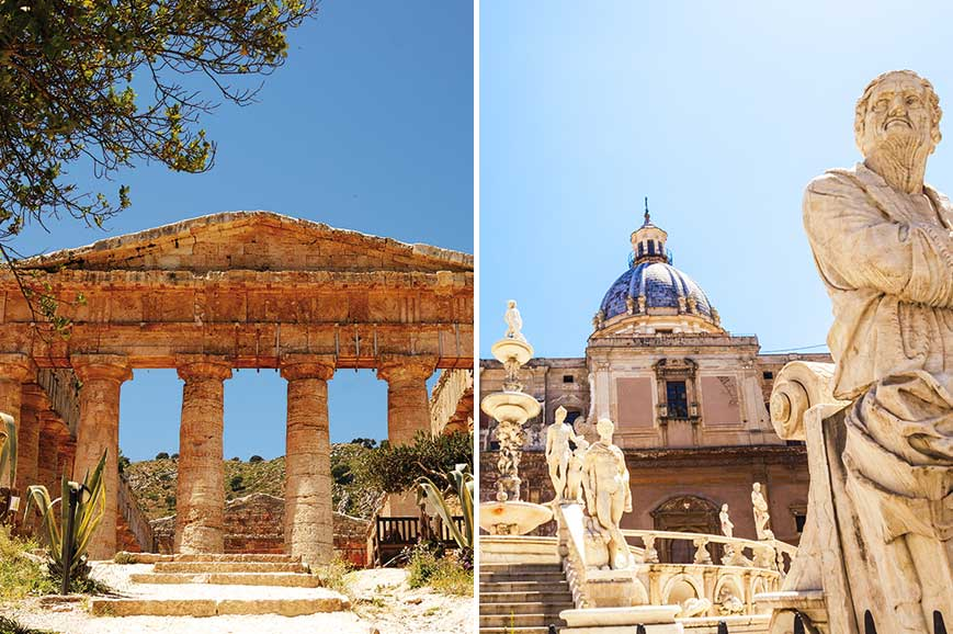 Prebookable Package - Palermo / Segesta and Erice