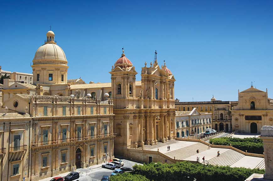 Italy - Syracuse and Noto