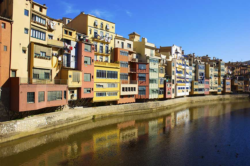 Spain - Guided tour of Girona