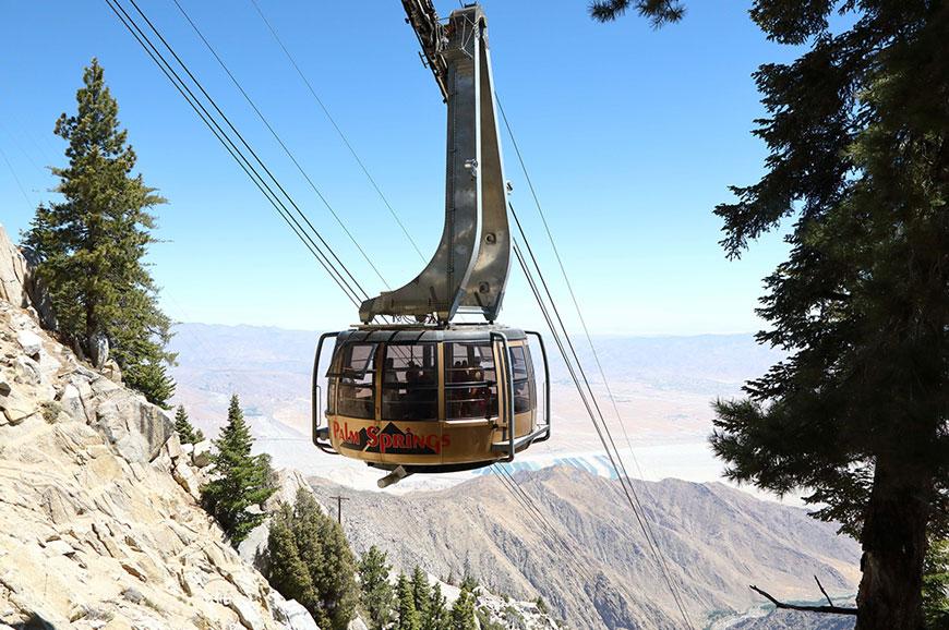 USA - Palm Springs Tram