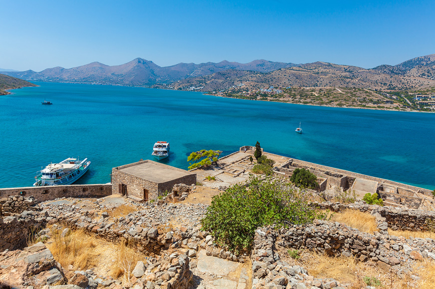 Greece - Spinalonga Island