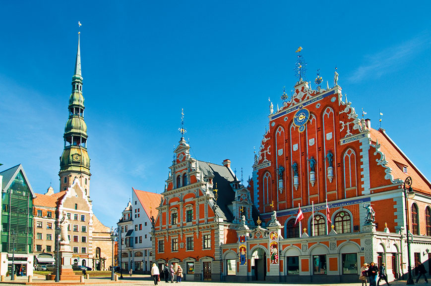 Latvia - Riga City Tour