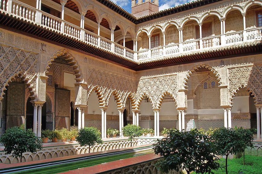 Spain - Sevilles magical Alcazar