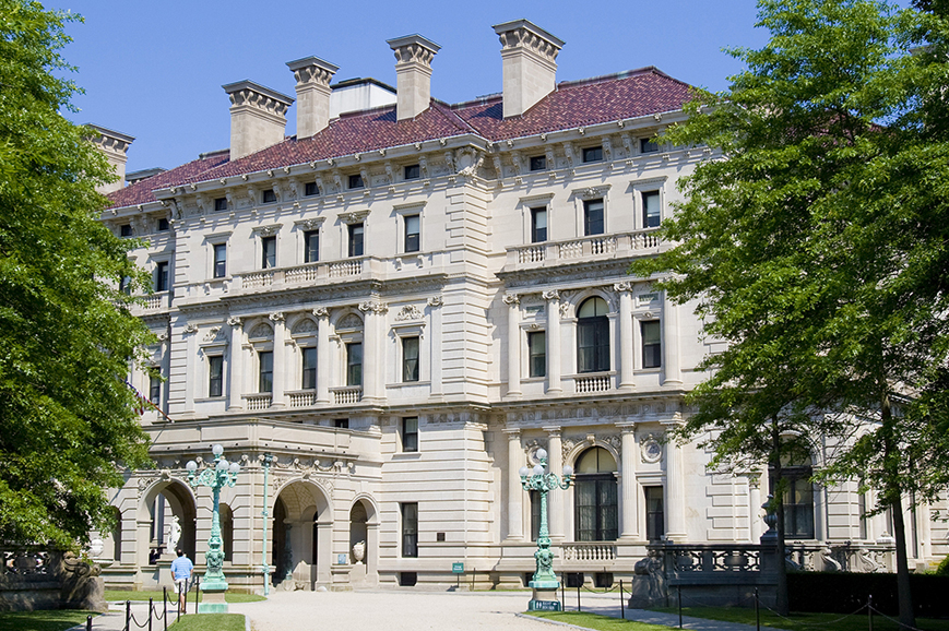 USA - Newport - The Breakers Prebookable Only