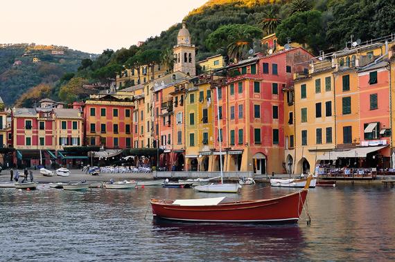 Italy - Scenic Cruise to Portofino and Santa Margherita