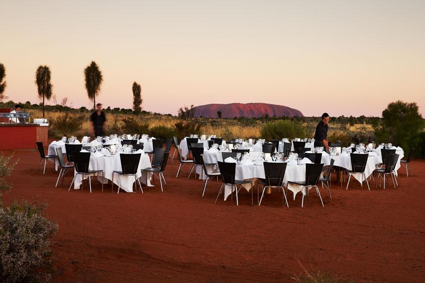 Australia - Uluru - Sounds of Silence Dinner