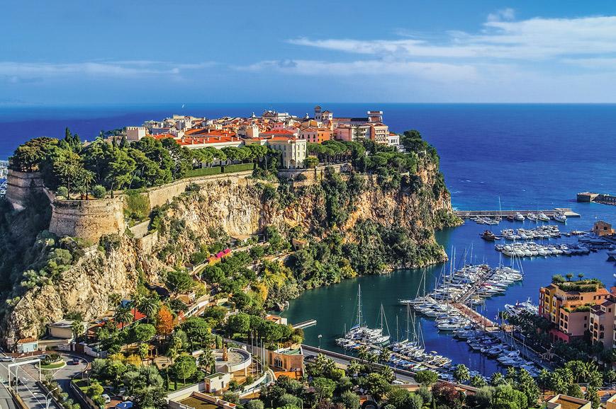 Italy - Monte Carlo and Monaco