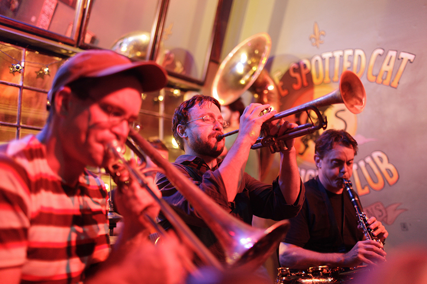 New Orleans - evening  jazz cruise with dinner