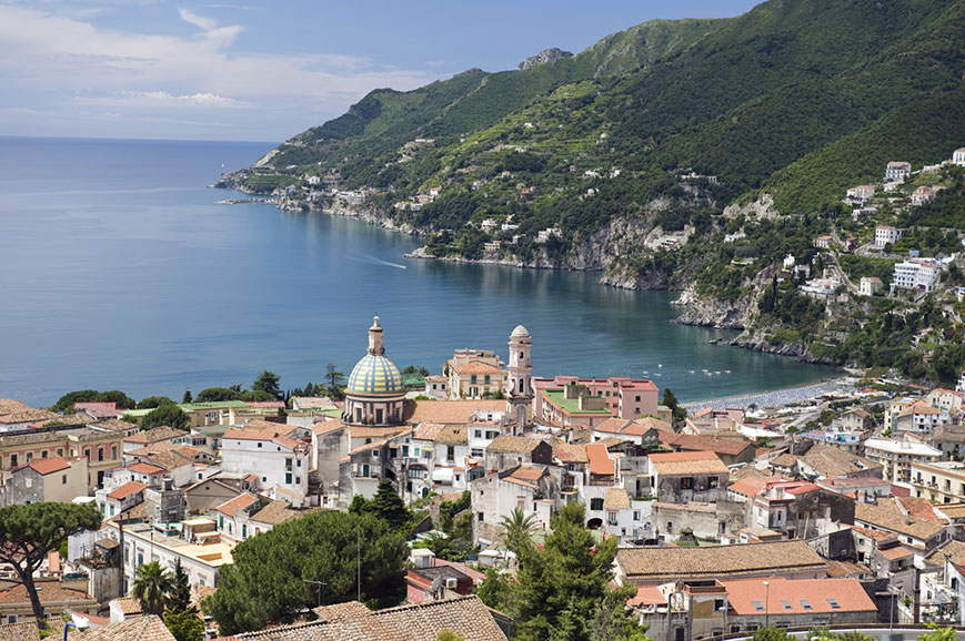 Italy - Salerno