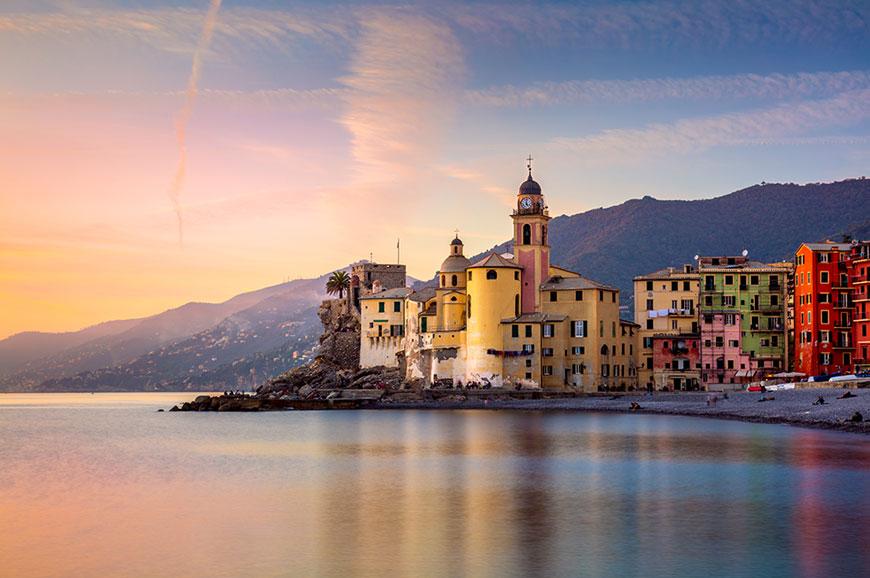 Italy - Historical Genoa