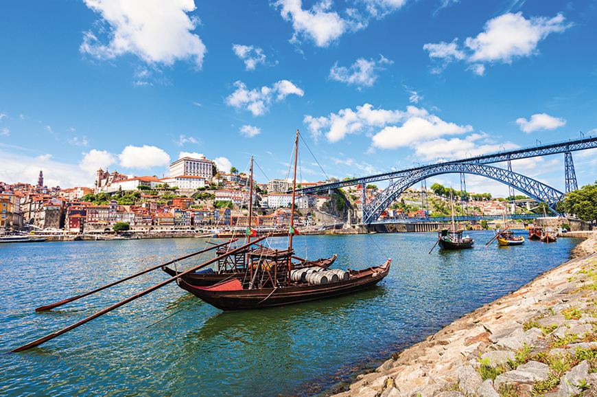 Portugal - Explorer Package - Portugals Douro River cruise (8 days)