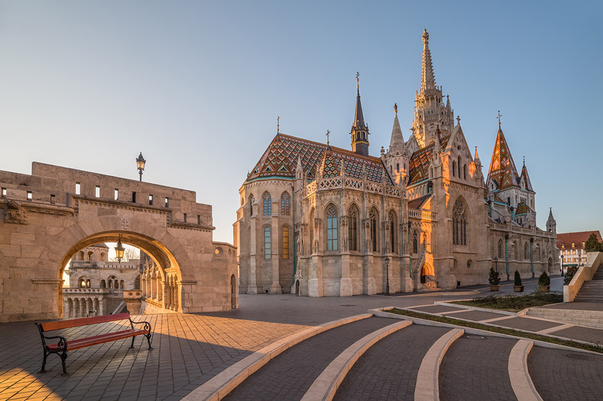 Hungary - Explorer Package - Budapest to Strasbourg