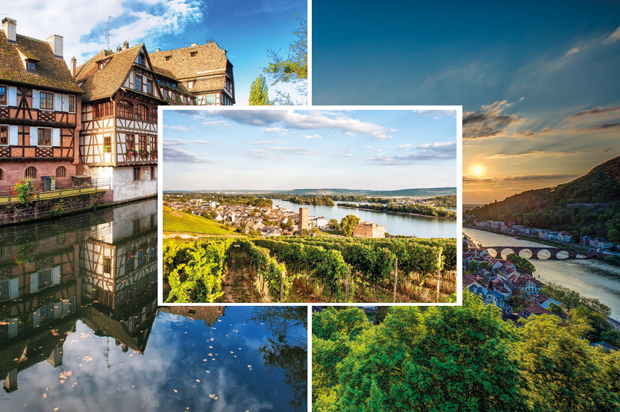 Explorer Package - Highlights of the Rhine