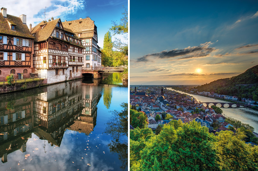 Discovery Package - Highlights of the Rhine