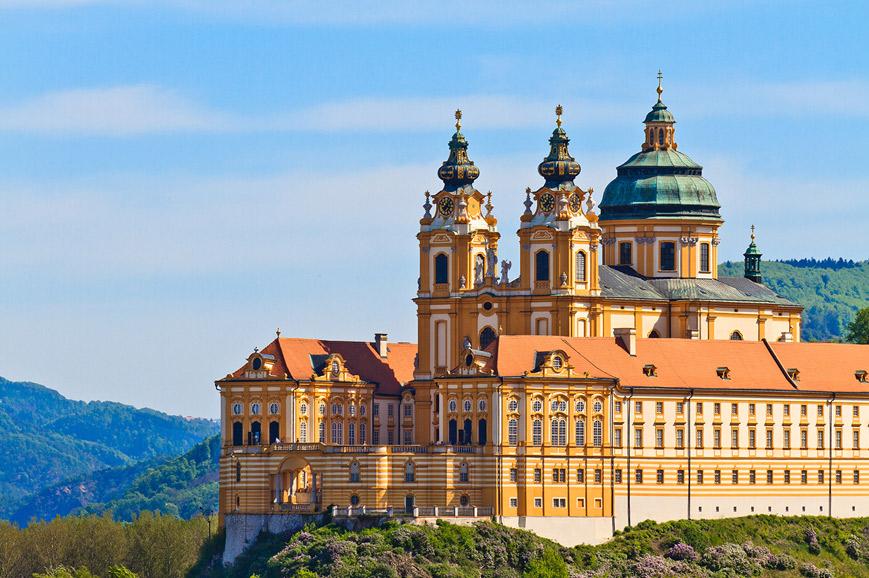 Explorer package – Cruising the Blue Danube