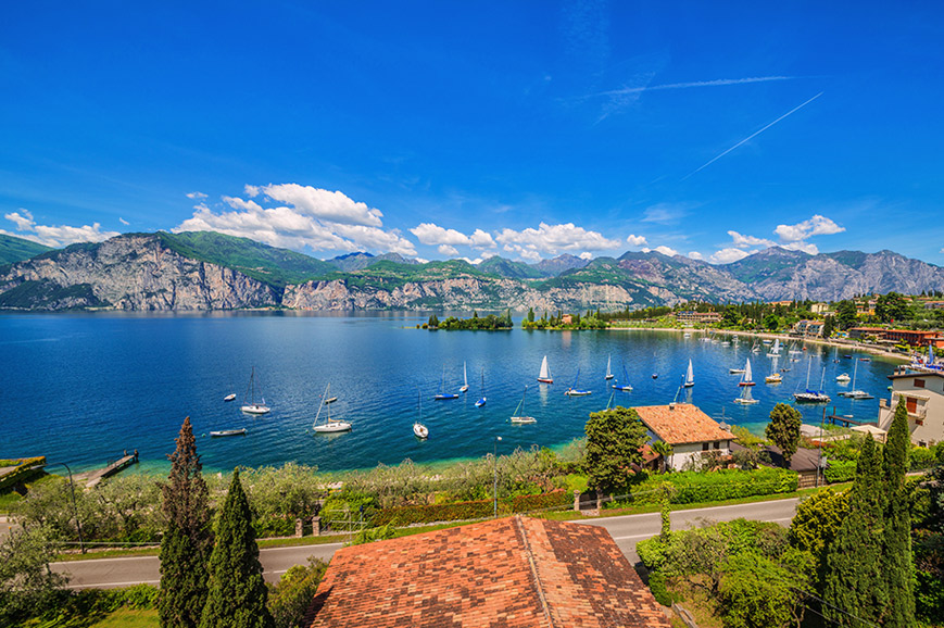 Italy - Exclusive Lake Garda Sailing experience - Prebookable Only