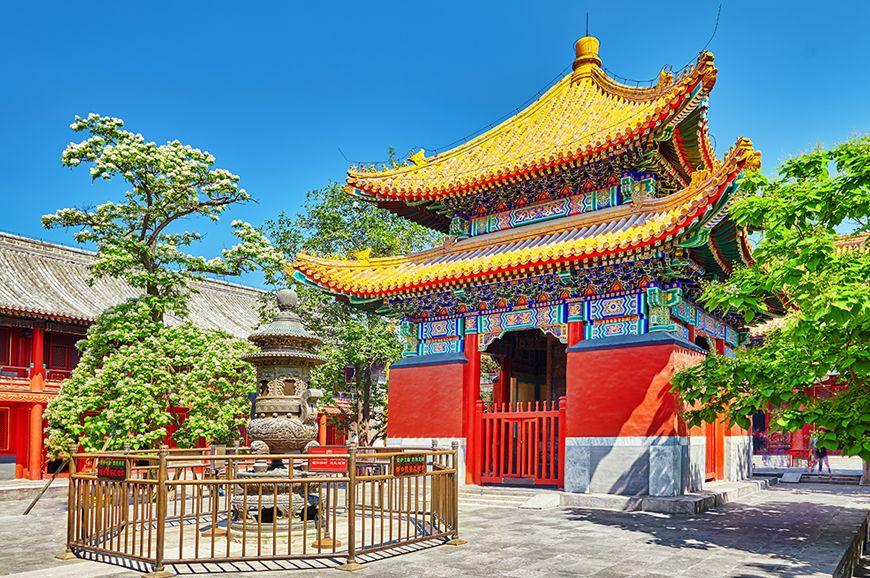 China - Beijing Lama Temple