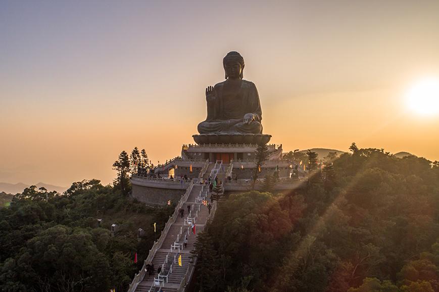 Hong Kong - Lantau Island tour
