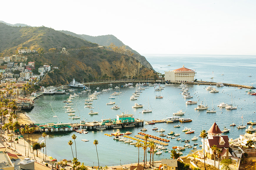 USA - Catalina Island