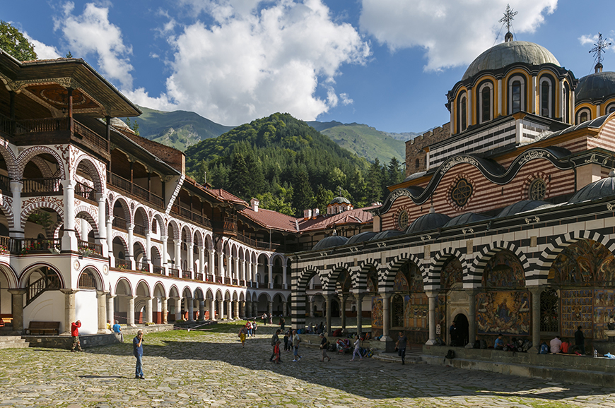 Bulgaria - Visit the Rila Monastery