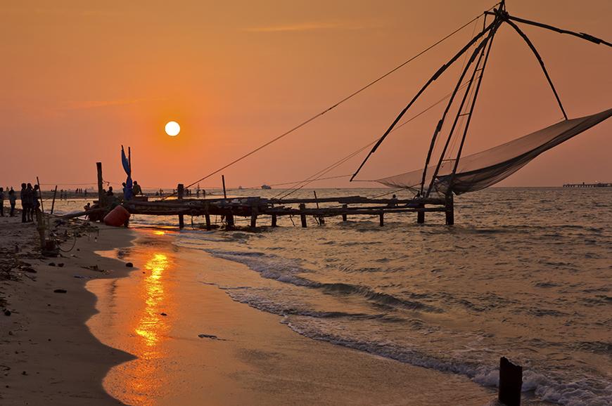 India - Cochin Sunset Cruise