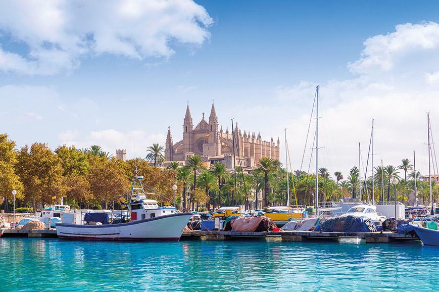 Spain - Discover Mallorcas capital, Palma