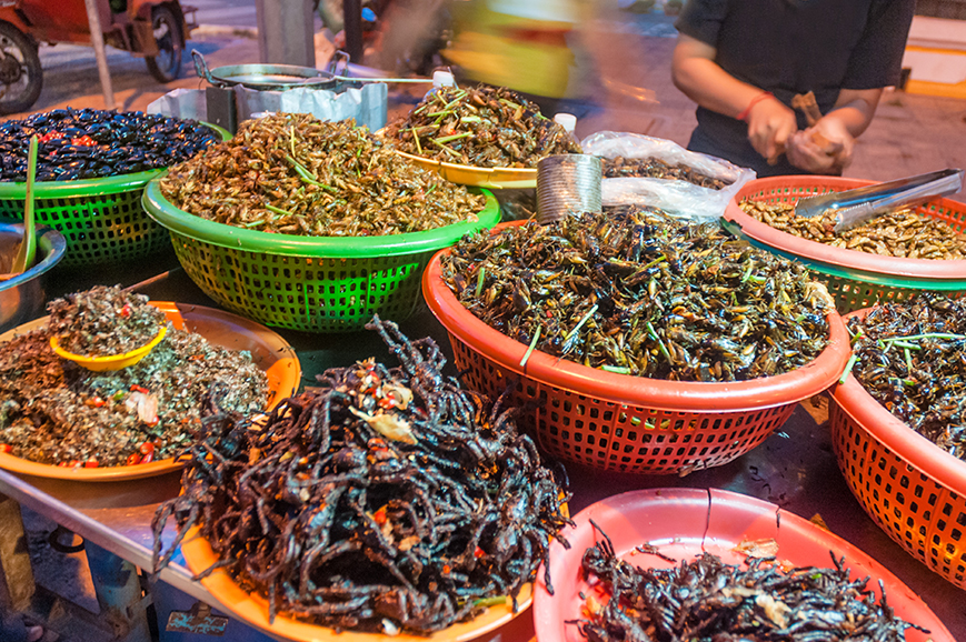 Cambodia - Phnom Penh - Street Eats tour including dinner