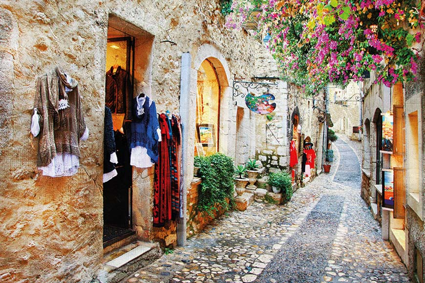 France - Discover Nice and St Paul de Vence