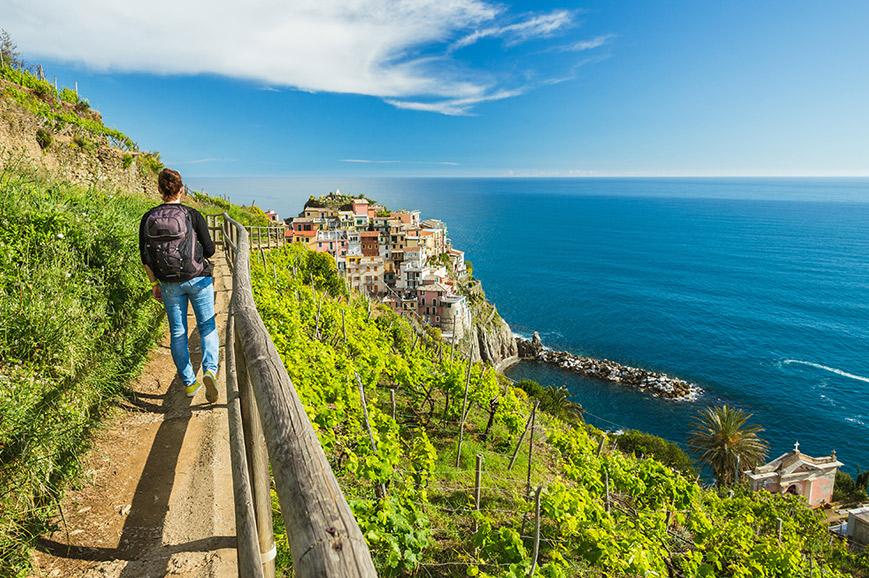 Italy - Hidden Cinque Terre walk