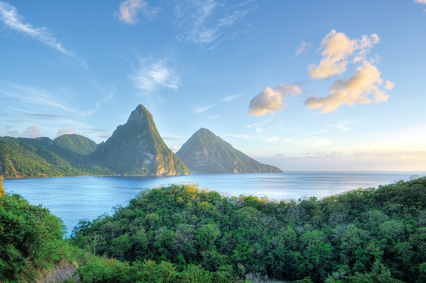 St Lucia - Gros Piton Hike