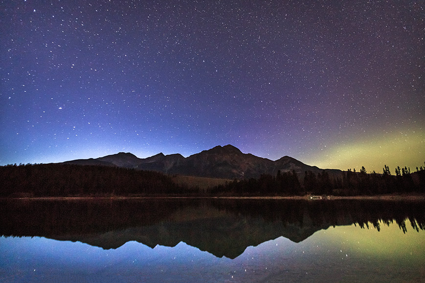 Canada - Dark Skies Experience in Jasper