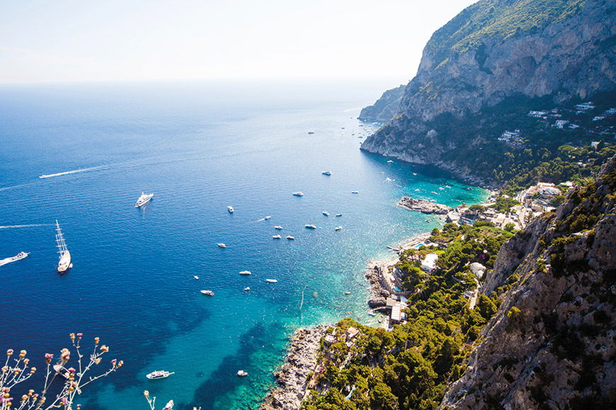 Italy - Enchanting Island of Capri