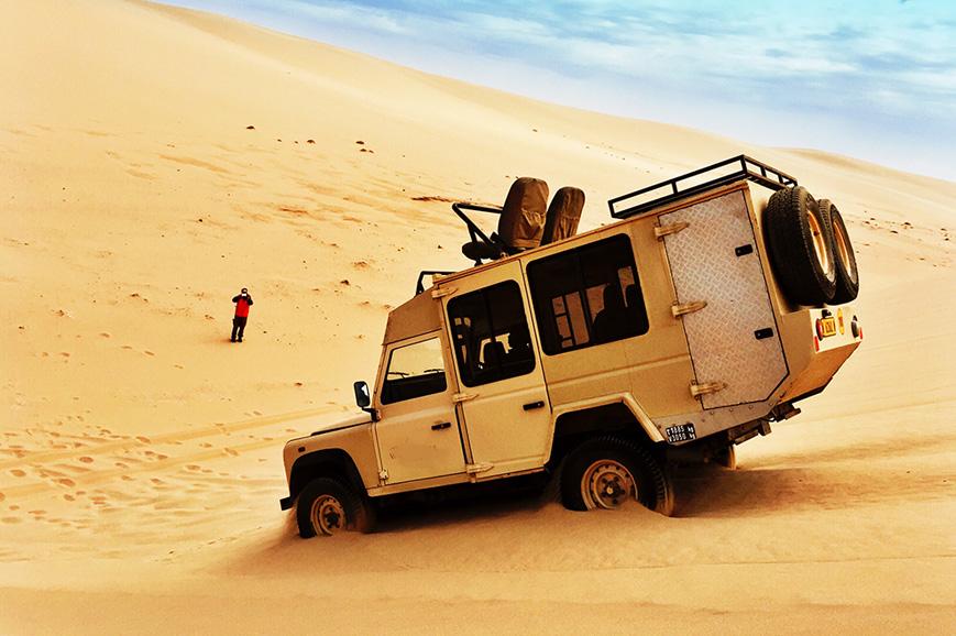Namibia - Living Desert 4x4 Dune Adventure