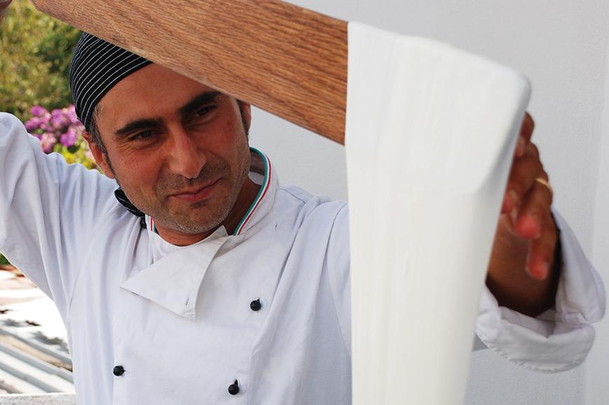 Italy - Italian cookery lesson